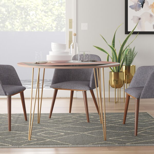 Haase Dining Table by Wrought Studio Wrought Studio