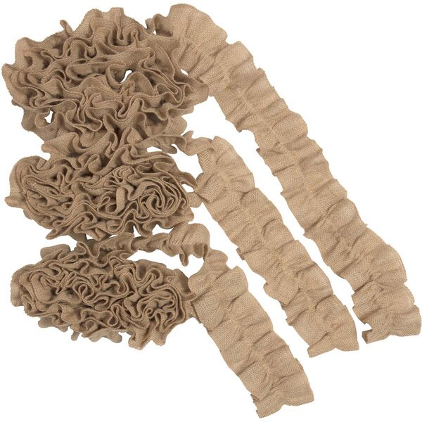 3 Piece Jute Burlap Garland Set by Gracie Oaks