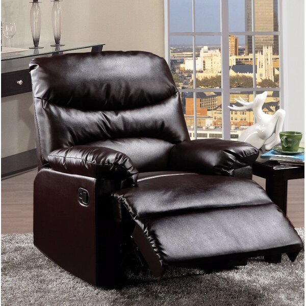 Forst Manual Glider Recliner by Winston Porter
