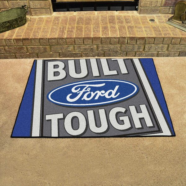 Ford - Built Ford Tough All Star Mat by FANMATS