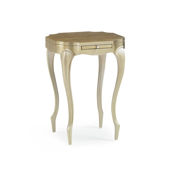 French-Inspired Martini End Table By Caracole Classic