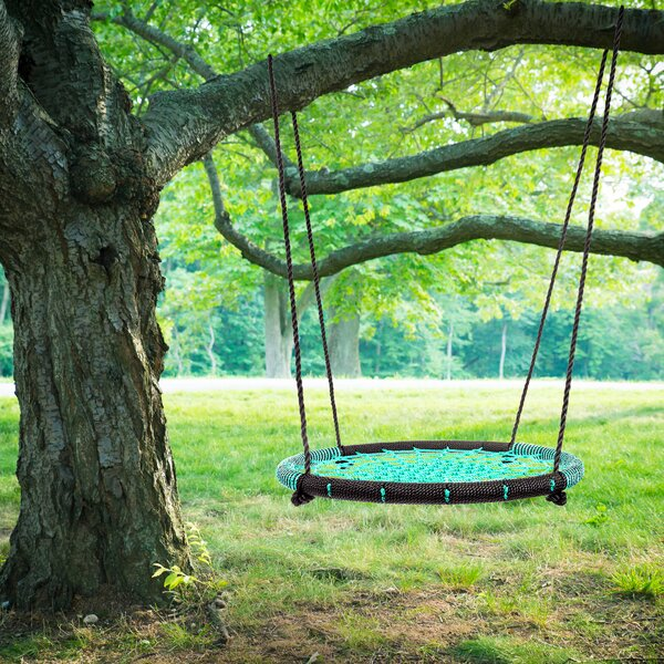 Spider Web Tree Swing Seat by Hey! Play!
