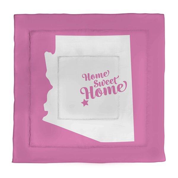 Phoenix Home Sweet Single Reversible Comforter