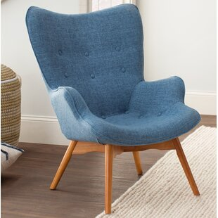 Find the perfect Canyon Vista Mid-Century Lounge Chair by Langley Street