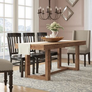 Price Check Hollingshead Dining Table ByLaurel Foundry Modern Farmhouse
