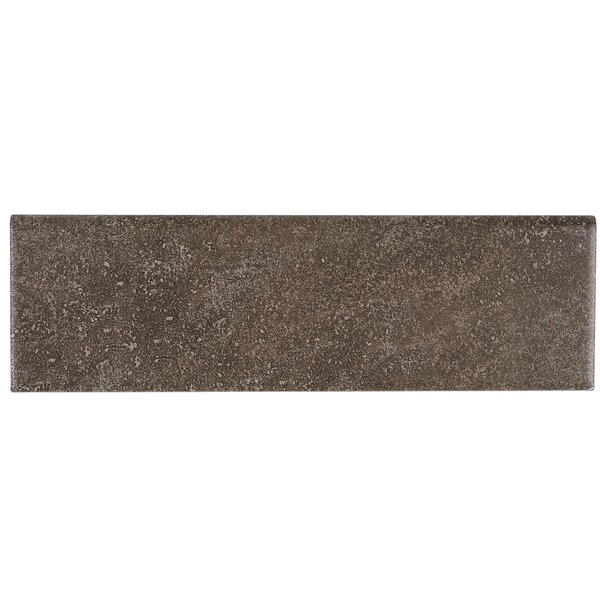 Avondale 10 x 3 Ceramic Bullnose Tile Trim in West