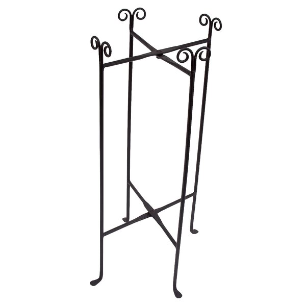 Iron Floor Stand for Round Tub by Kindwer