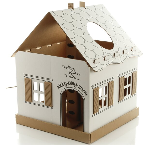Cat House by Kitty Play Zone