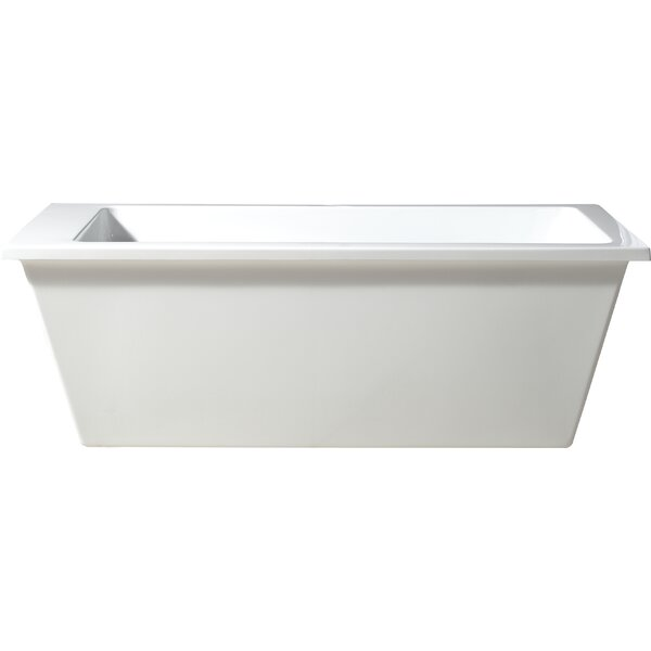 Houston 69 x 31 Bathtub by Ove Decors