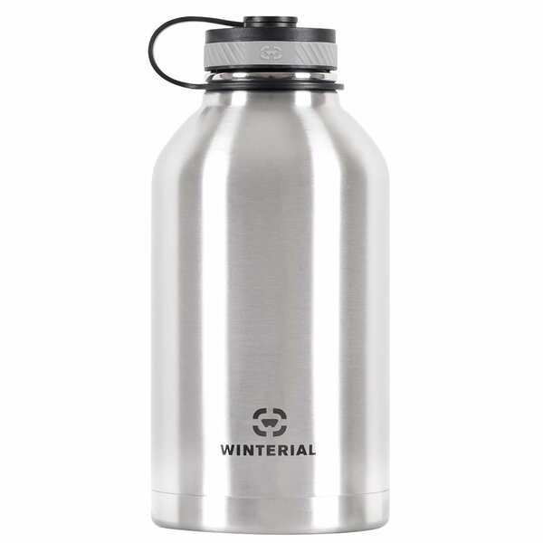 Insulated Wide Mouth 64 oz. Growler by Winterial