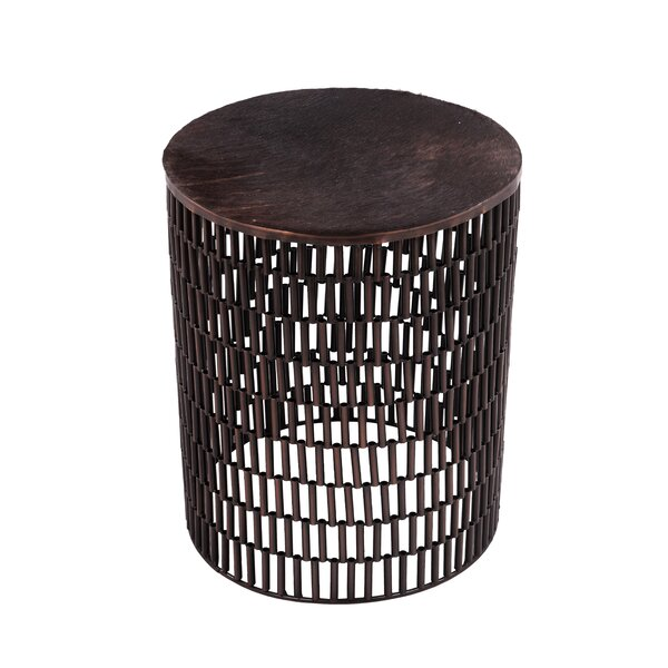 Bullet End Table by Foreign Affairs Home Decor Foreign Affairs Home Decor