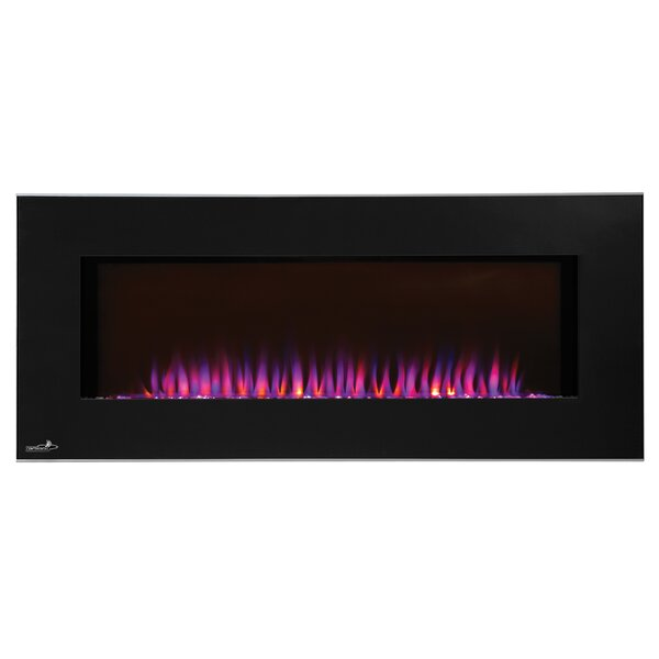 Azure™ Wall Mounted Electric Fireplace by Napoleon