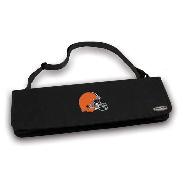 NFL Metro Digital Print BBQ Tote in Black by ONIVA™