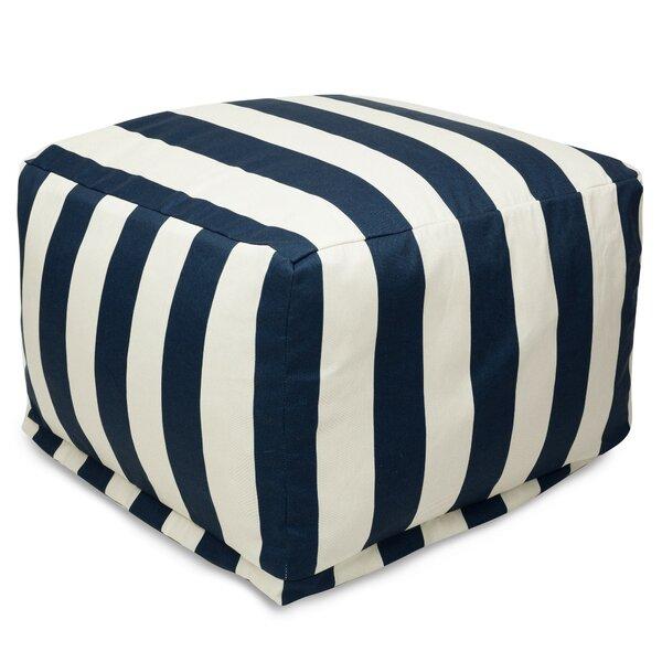 Fason Bean Bag Ottoman With Cushion By Beachcrest Home by Beachcrest Home New