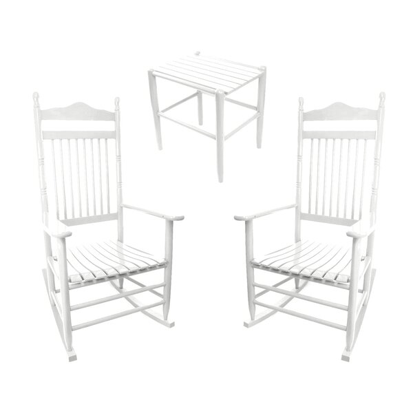 Pelkey 3 Piece Seating Group by Gracie Oaks