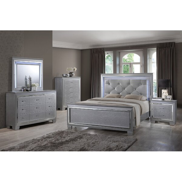 Guerrero Panel Configurable Bedroom Set by Best Quality Furniture