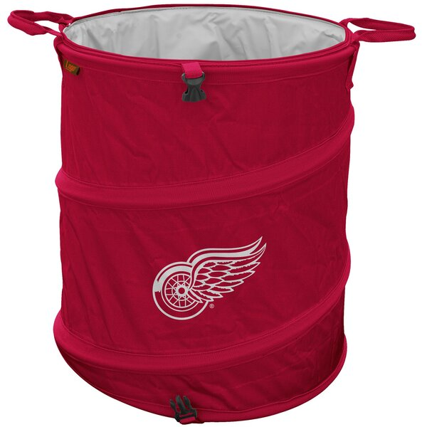 NHL Detroit Red Wings Picnic Cooler by Logo Brands