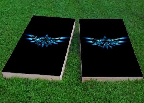 Air Force Logo Cornhole Game (Set of 2) by Custom Cornhole Boards