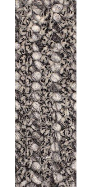 Metcalf Black / Gray Area Rug by Brayden Studio