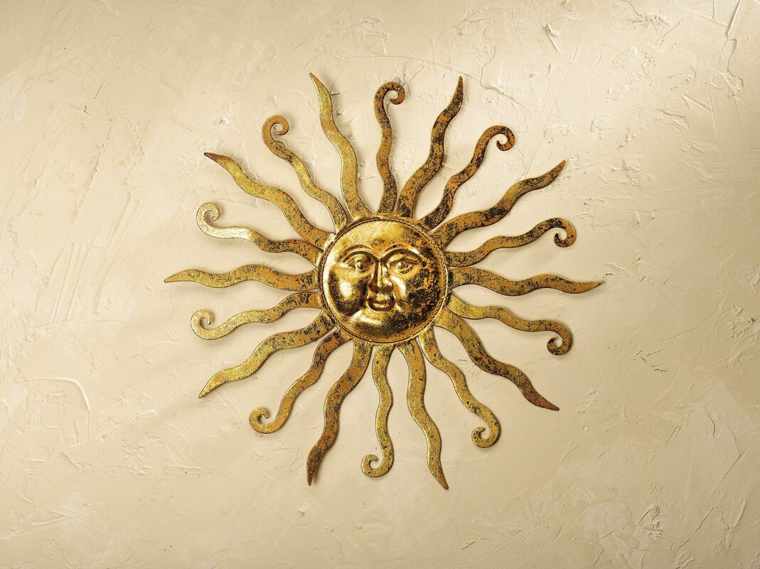 Cool Metal Sun Wall Decor Gallery - The Wall Art Decorations ...