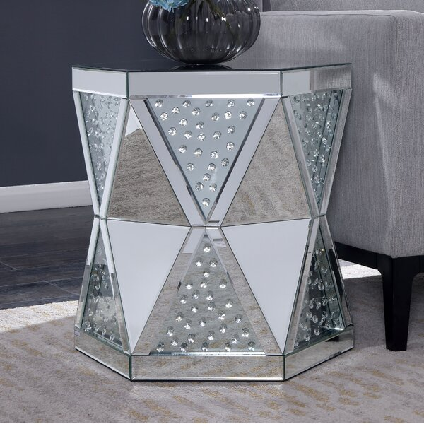 Christy End Table by Mercer41