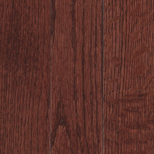 Walbrooke 3-1/4 Solid Oak Hardwood Flooring in Cherry by Mohawk Flooring