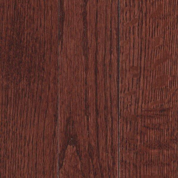 Walbrooke 3-1/4 Solid Oak Hardwood Flooring in Cherry by Mohawk Flooring