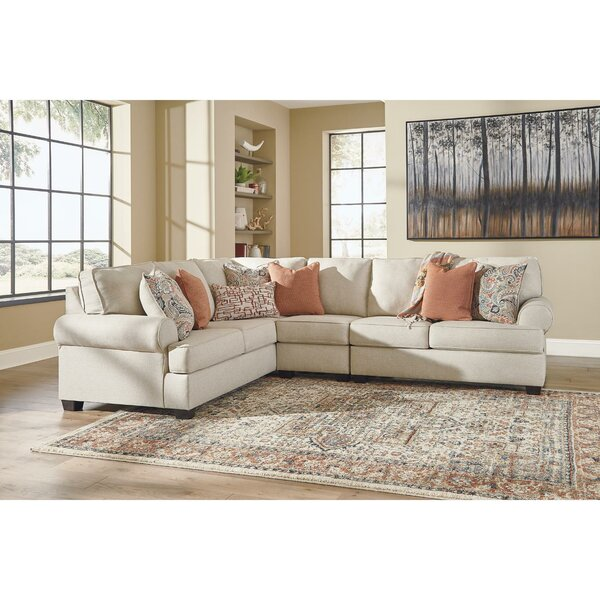 Esparza Left Hand Facing Sectional By Canora Grey