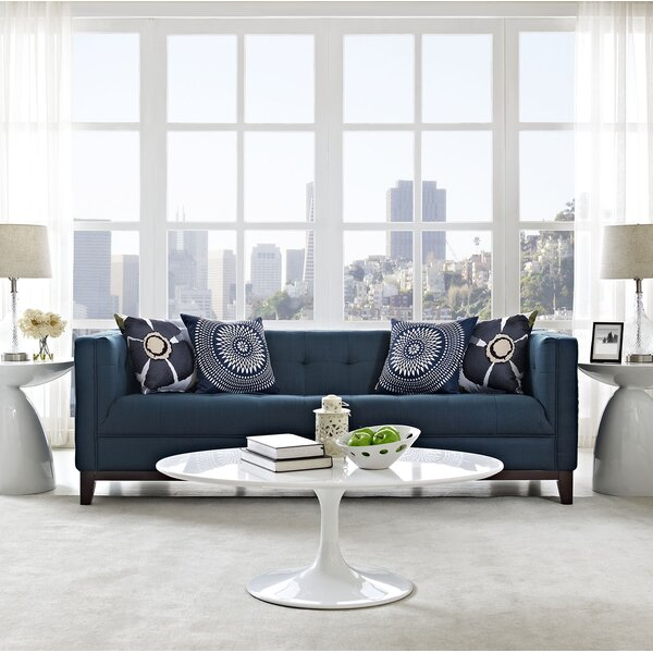 The Most Stylish And Classic Tennille Sofa by Ivy Bronx by Ivy Bronx