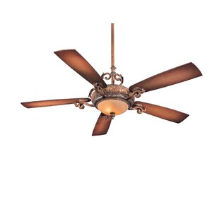 Top Reviews 68 Great Room Napoli II 5 Blade LED Ceiling Fan By Minka Aire