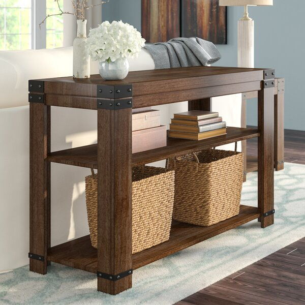 Angelique Console Table by Darby Home Co Darby Home Co