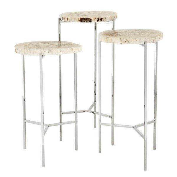 Newson 3 Piece Nesting Tables By Eichholtz