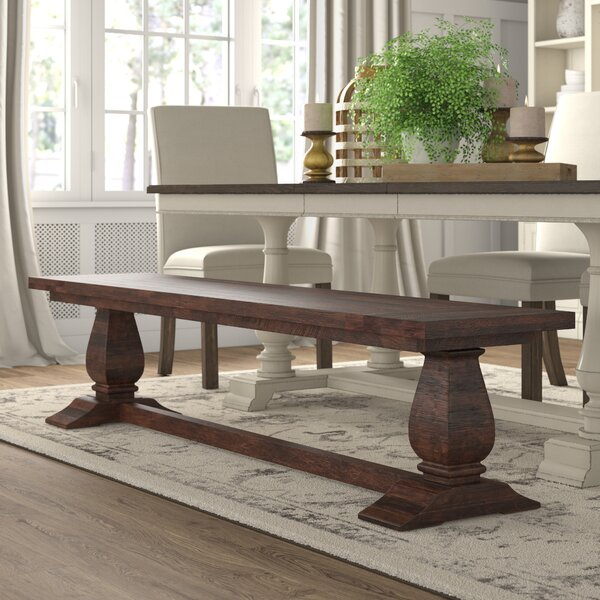 Calila Wood Bench by Birch Lane™ Heritage