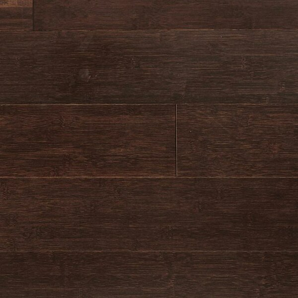 4-3/4 Engineered Bamboo  Flooring in Mocha by Easoon USA