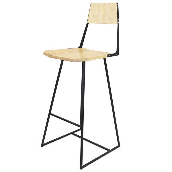 Clarkester Bar & Counter Stool by Tronk Design Tronk Design