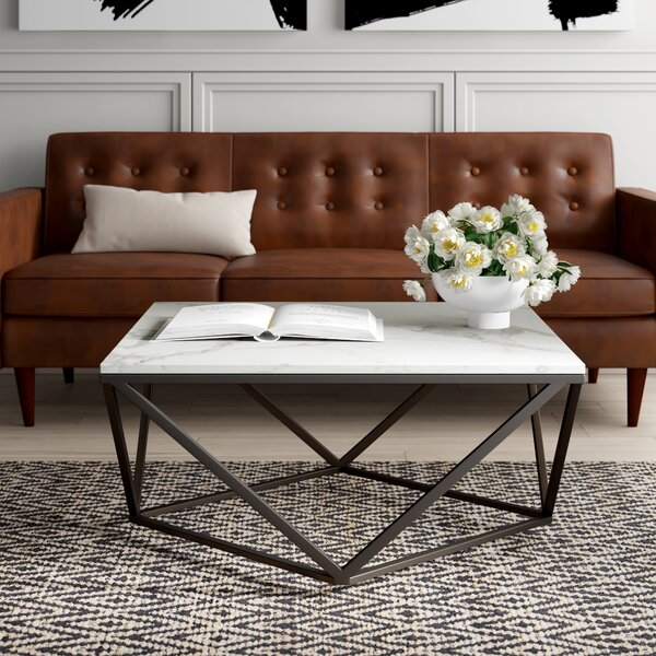 Morison Frame Coffee Table By Mercury Row