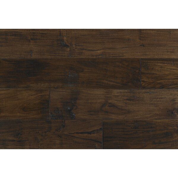 Richard 7-1/2 Engineered Acacia Hardwood Flooring in Brown by Majesta