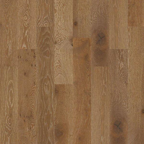 Scottsmoor Oak 7-1/2 Engineered White Oak Hardwood Flooring in Kelso by Shaw Floors