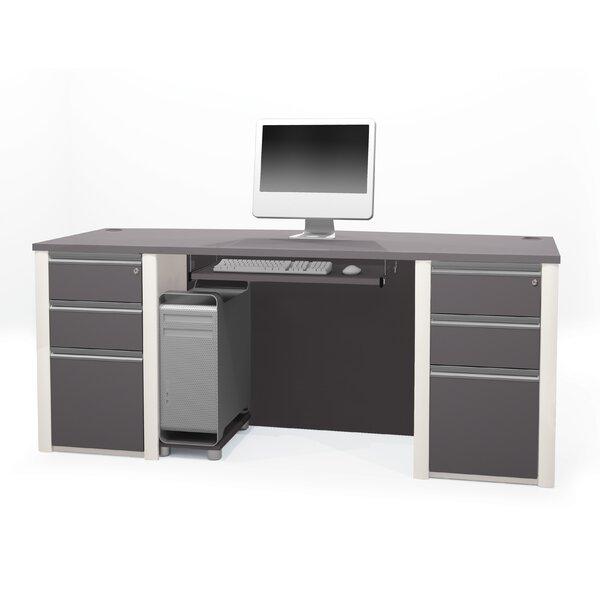 Karla Standard Desk Office Suite by Latitude Run