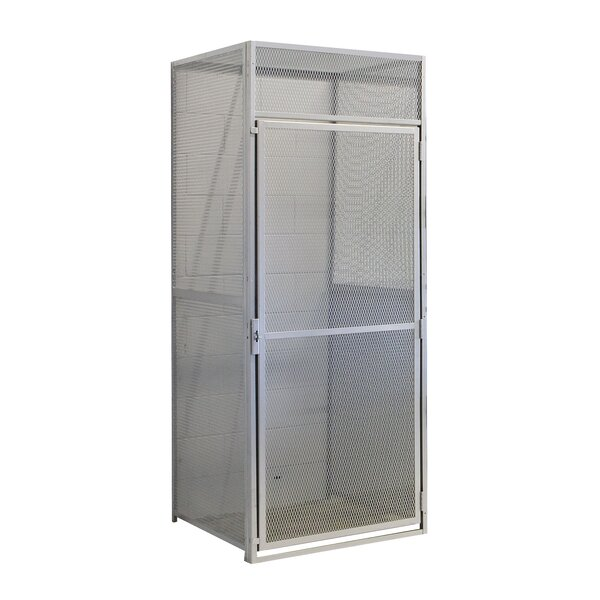 Bulk 1 Tier 1 Wide Storage Locker by Hallowell