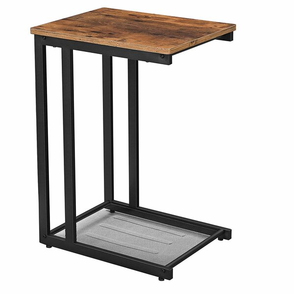Hathcock C End Table With Storage By Millwood Pines