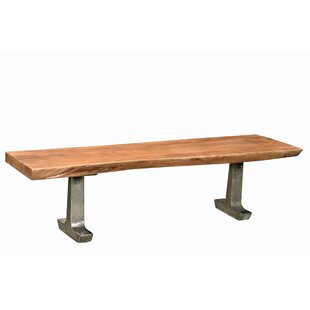 Rockwell Solid Wood Bench