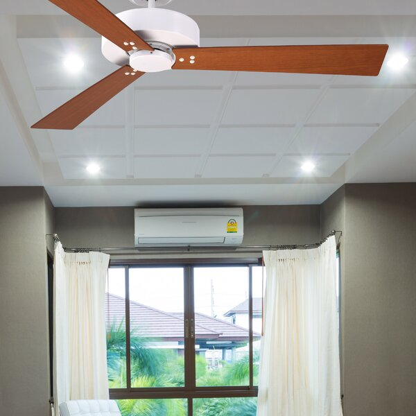 52 Bai 3-Blade Ceiling Fan by Orren Ellis