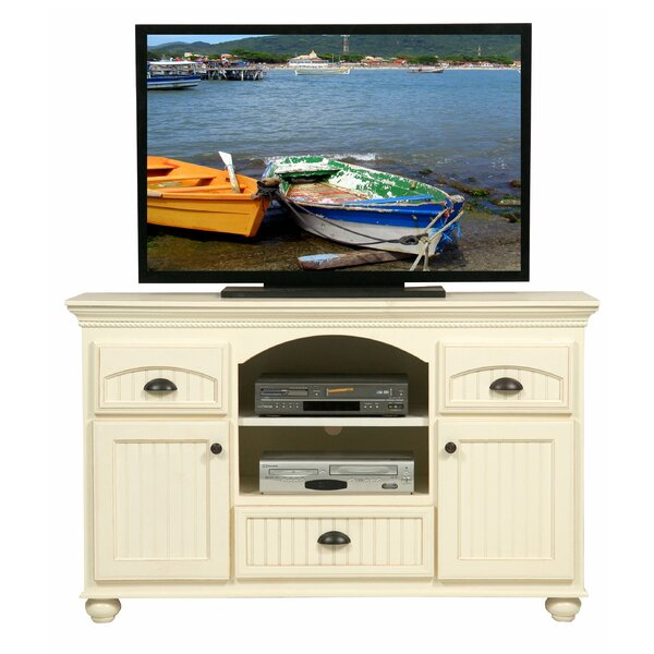 South Perth Solid Wood TV Stand for TVs up to 65