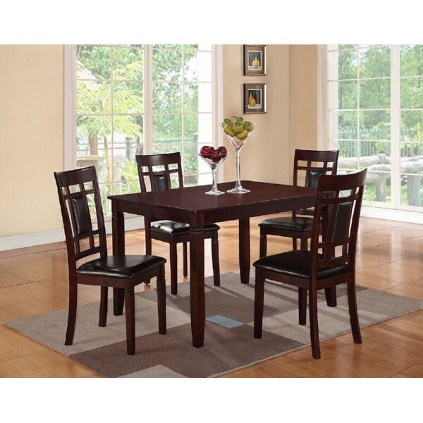 Clair 5 Piece Dining Set by Winston Porter