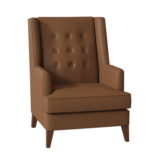 Sadie Wingback Chair by Bernhardt