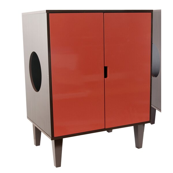 CatWalk Litter Box Enclosure by Penn Plax
