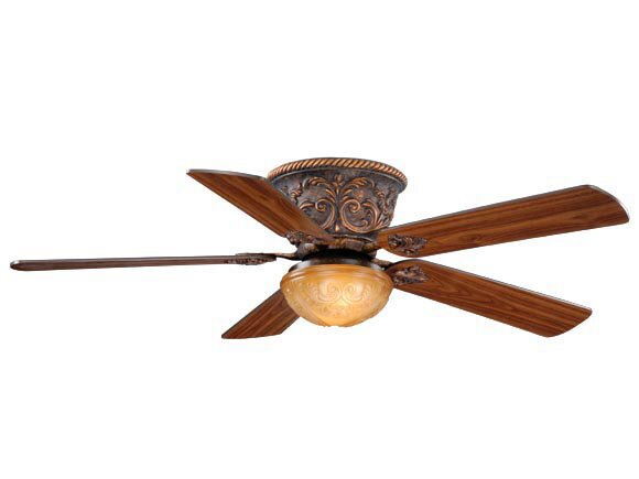 Brouillette 5-Blade Ceiling Fan by Fleur De Lis Living