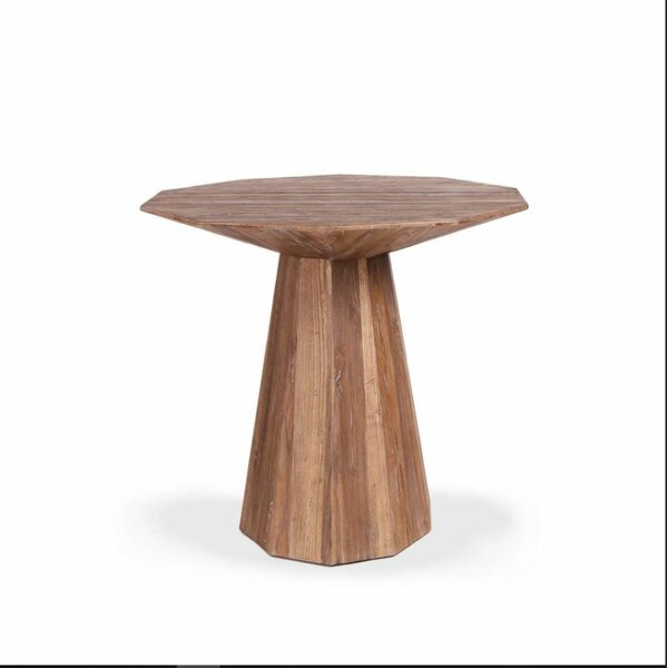 Counter Height Solid Wood Dining Table by Loon Peak Loon Peak
