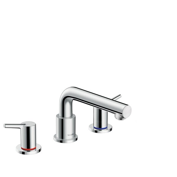 Talis S Double Handle Deck Mounted Roman Tub Faucet Trim by Hansgrohe Hansgrohe